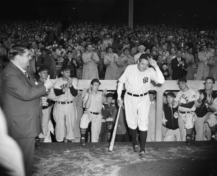The legacy of the Great Bambino