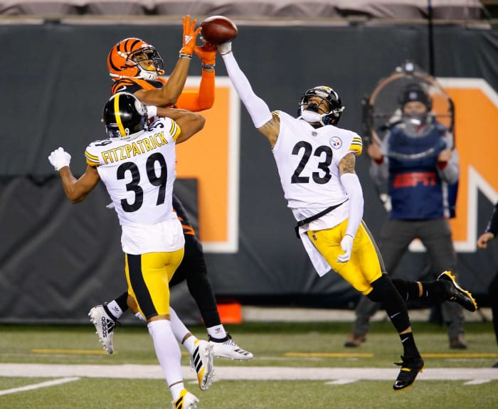 Pittsburgh Steelers: Cornerback