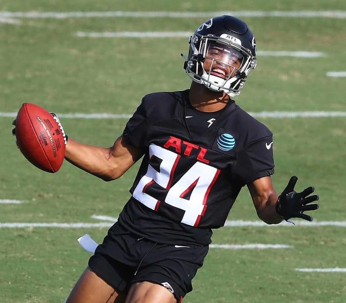 Atlanta Falcons Weakness: Secondary