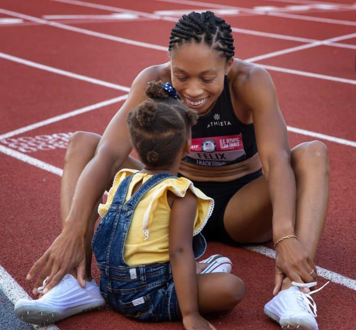 Allyson Felix (women's track and field)