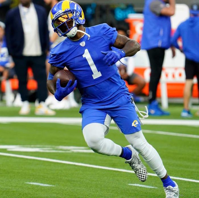 DeSean Jackson, WR, Rams