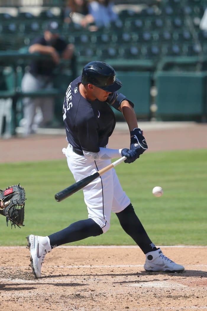 JaCoby Jones, OF Detroit Tigers