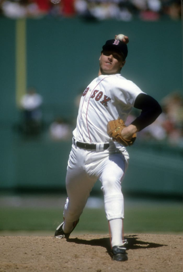 The Red Sox select Clemens