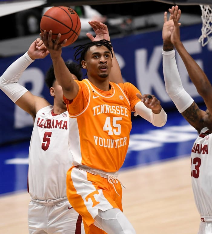 Cleveland Cavaliers: Keon Johnson, Tennessee