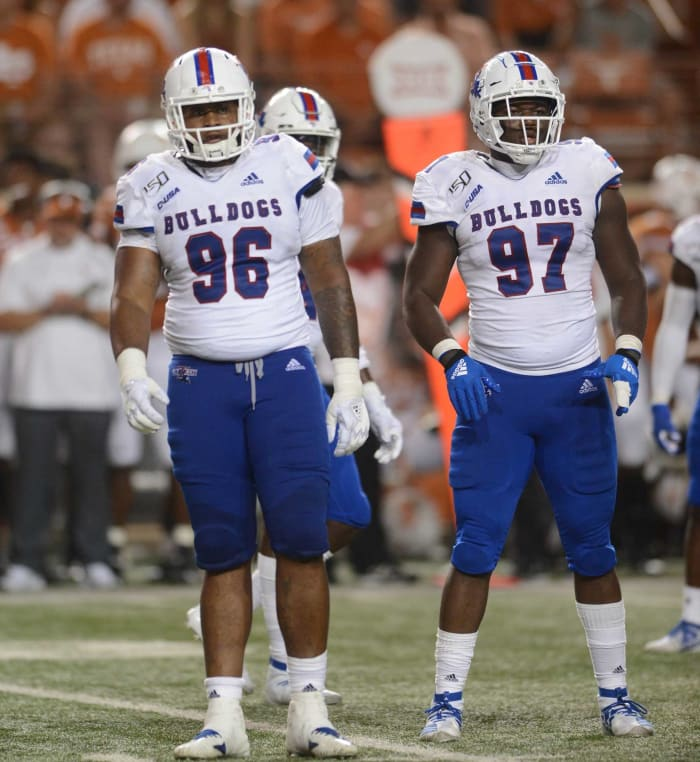 Milton Williams, DL, Louisiana Tech