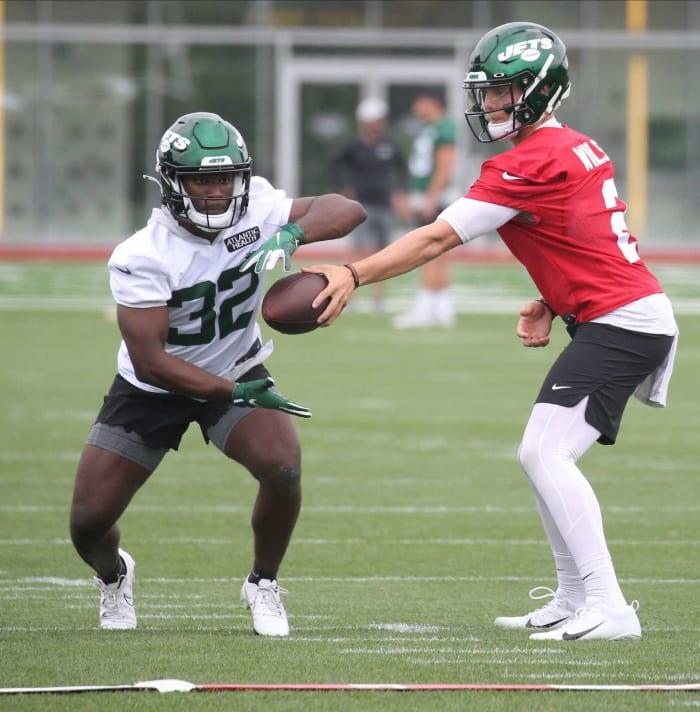 Michael Carter, RB, Jets