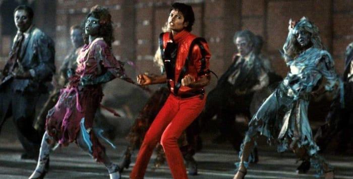 "Michael Jackson ""Thriller"" (1983)"