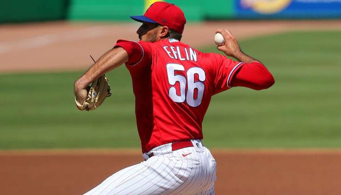 Philadelphia Phillies: Zach Eflin