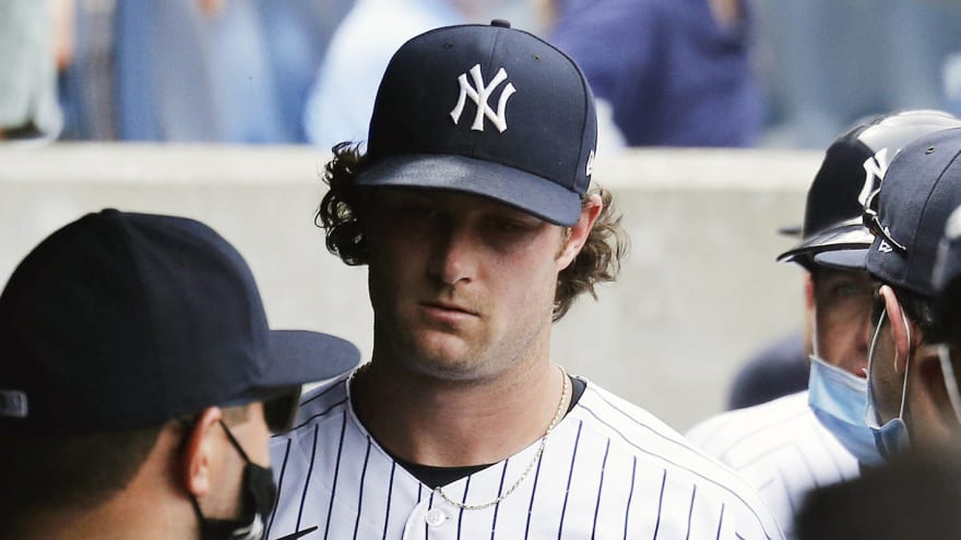 Gerrit Cole effectively admits to using banned substances