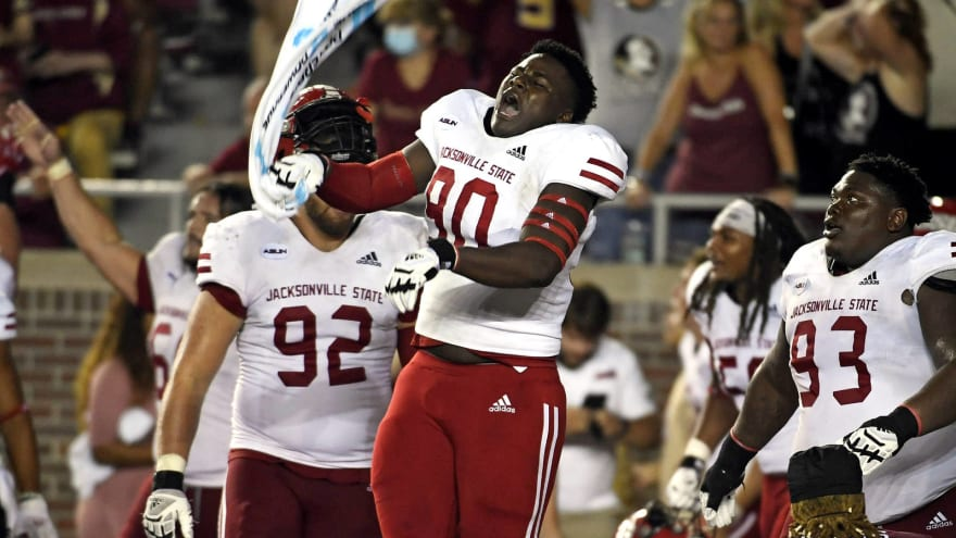 I Lived in Florida and I've Never Even Heard of the Jacksonville State Gamecocks who Upset Florida State with Last Minute Touchdown Pass