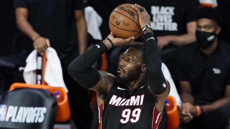 Jae Crowder S Strong Playoff Performance Leaves Tough Decision For Heat Yardbarker