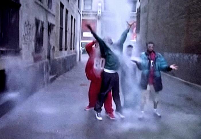 "The Pharcyde ""Drop"" (1995)"
