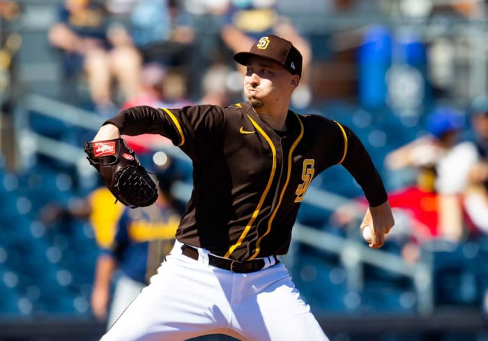 Blake Snell, SP, Padres