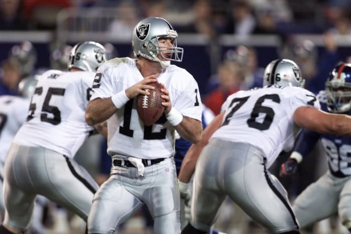 1999: Rich Gannon, Oakland Raiders