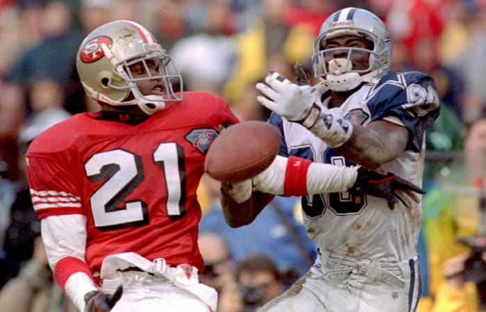 1994: Deion Sanders, San Francisco 49ers