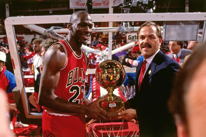 1988: Michael Jordan owns Chicago