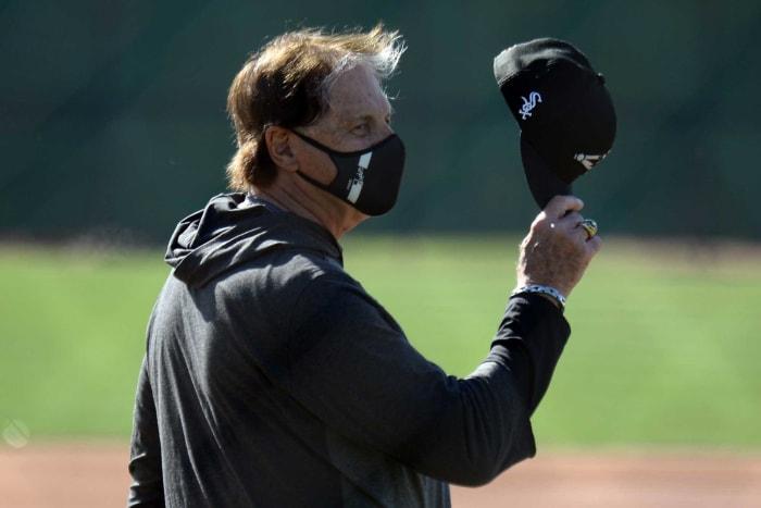 Tony La Russa, Manager, White Sox