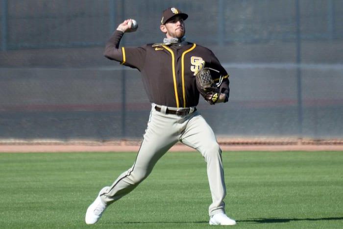 Joe Musgrove, SP, Padres
