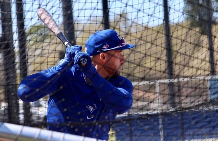 George Springer, CF, Blue Jays