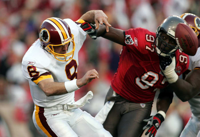 2001: Simeon Rice, Tampa Bay Buccaneers