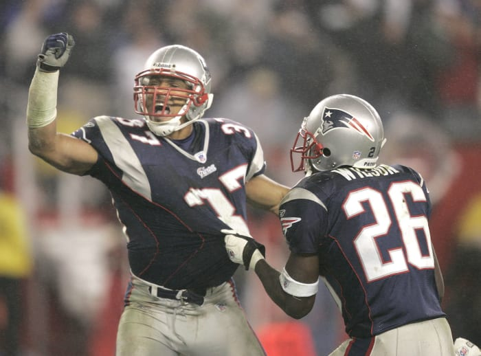 2003: Rodney Harrison, New England Patriots