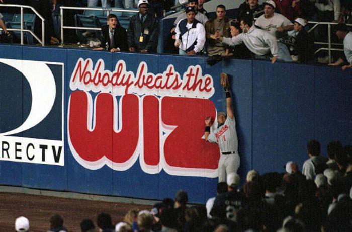 1996: The Jeffrey Maier catch