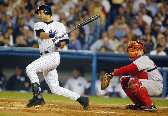 2003: Jeter is named team captain
