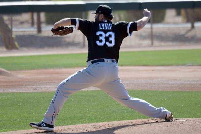 Lance Lynn, SP, White Sox