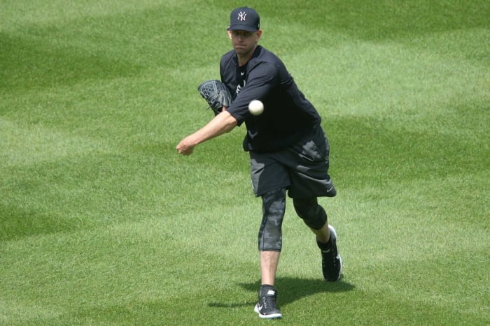 James Paxton, SP, Mariners
