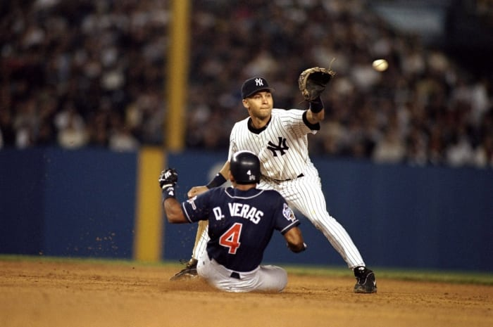 1998: Jeter wins his second World Series