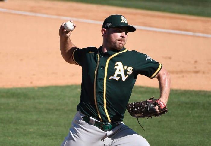 Liam Hendriks, RP, White Sox