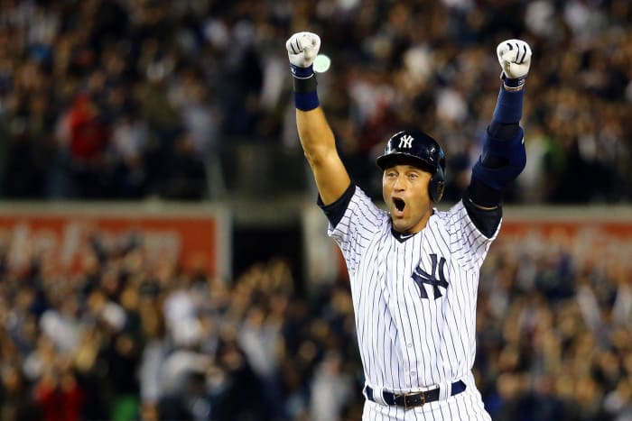 2014: Jeter ends career in clutch fashion