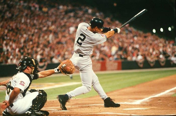 2000: Jeter wins All-Star MVP