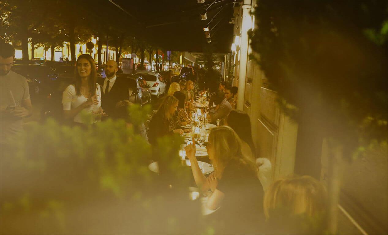 A Quelle Heure Ferme Un Restaurant A Paris