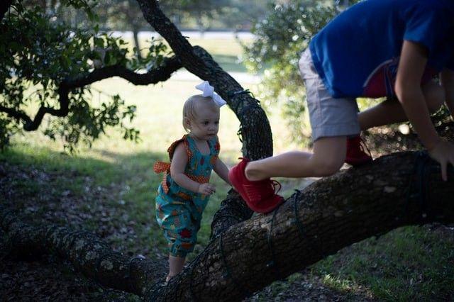 Som barnvakt i göteborg kan du ta barnen till en av de många parkerna