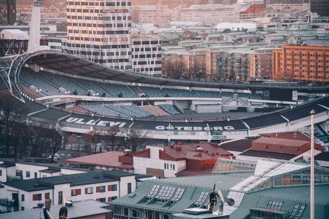 En stad som Göteborg är perfekt att vara barnvakt i.