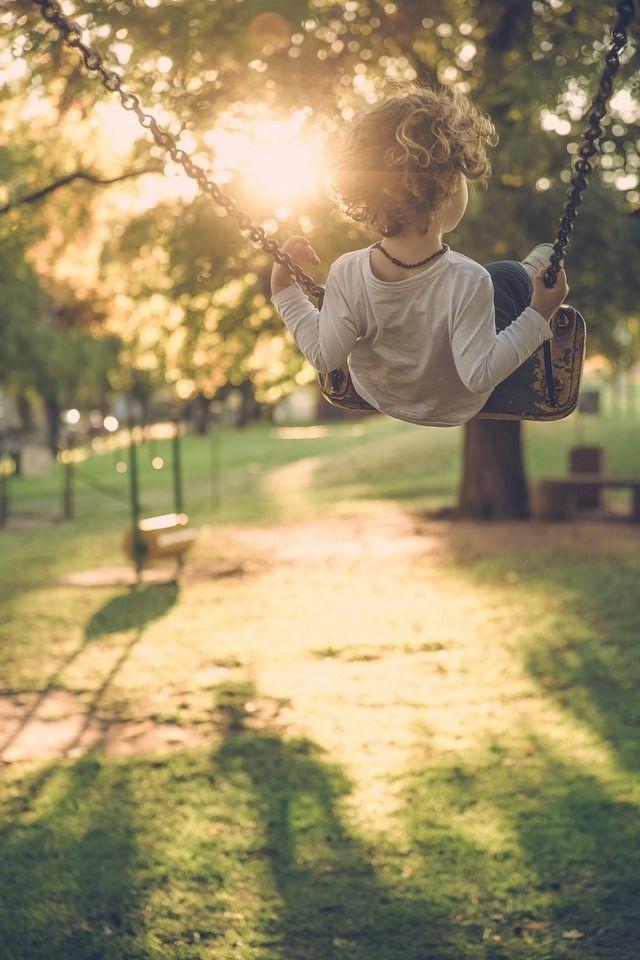 I Uppsala finns många lekplatser som en barnvakt kan ta barnen till