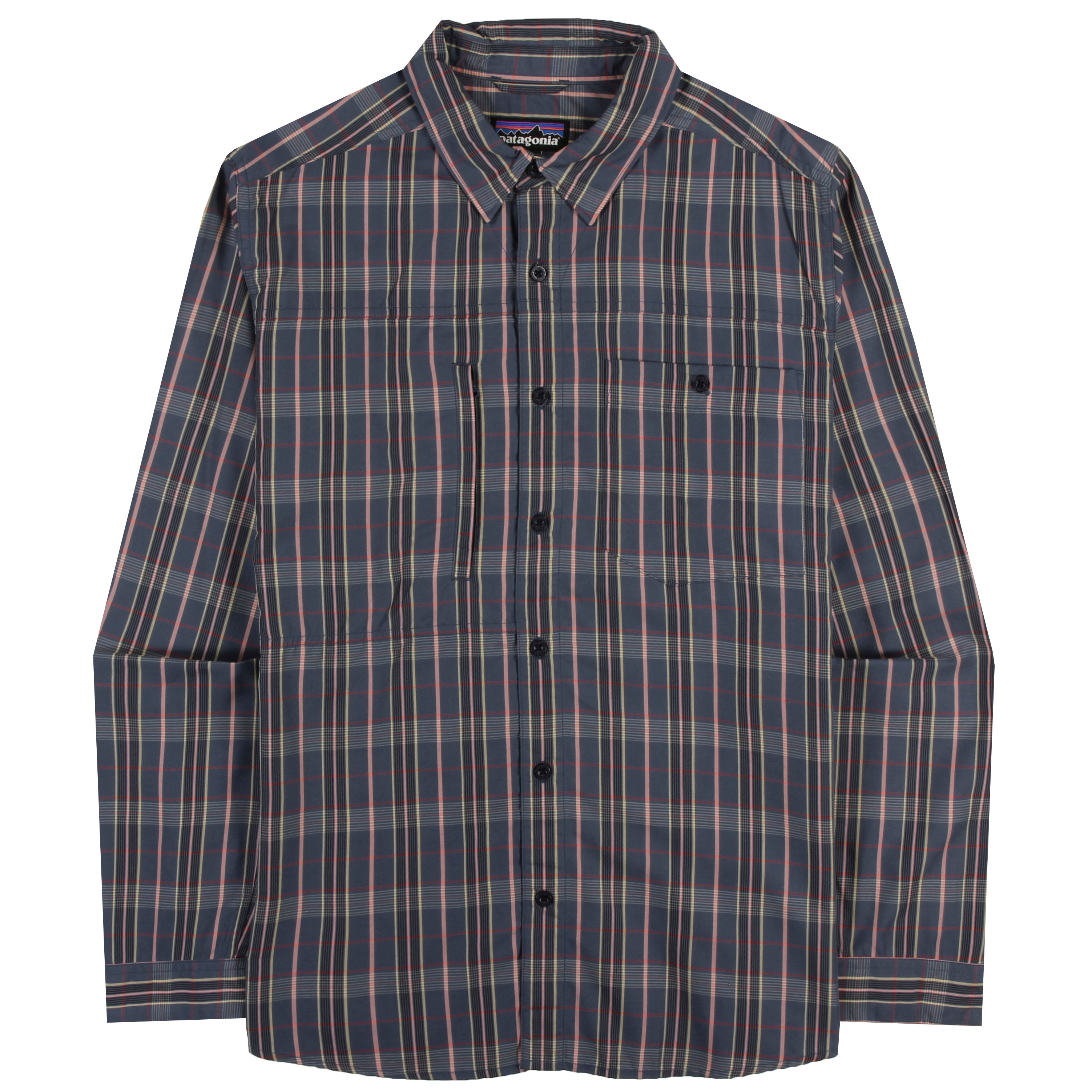 Patagonia M S High Moss shirt Men 54040 Men