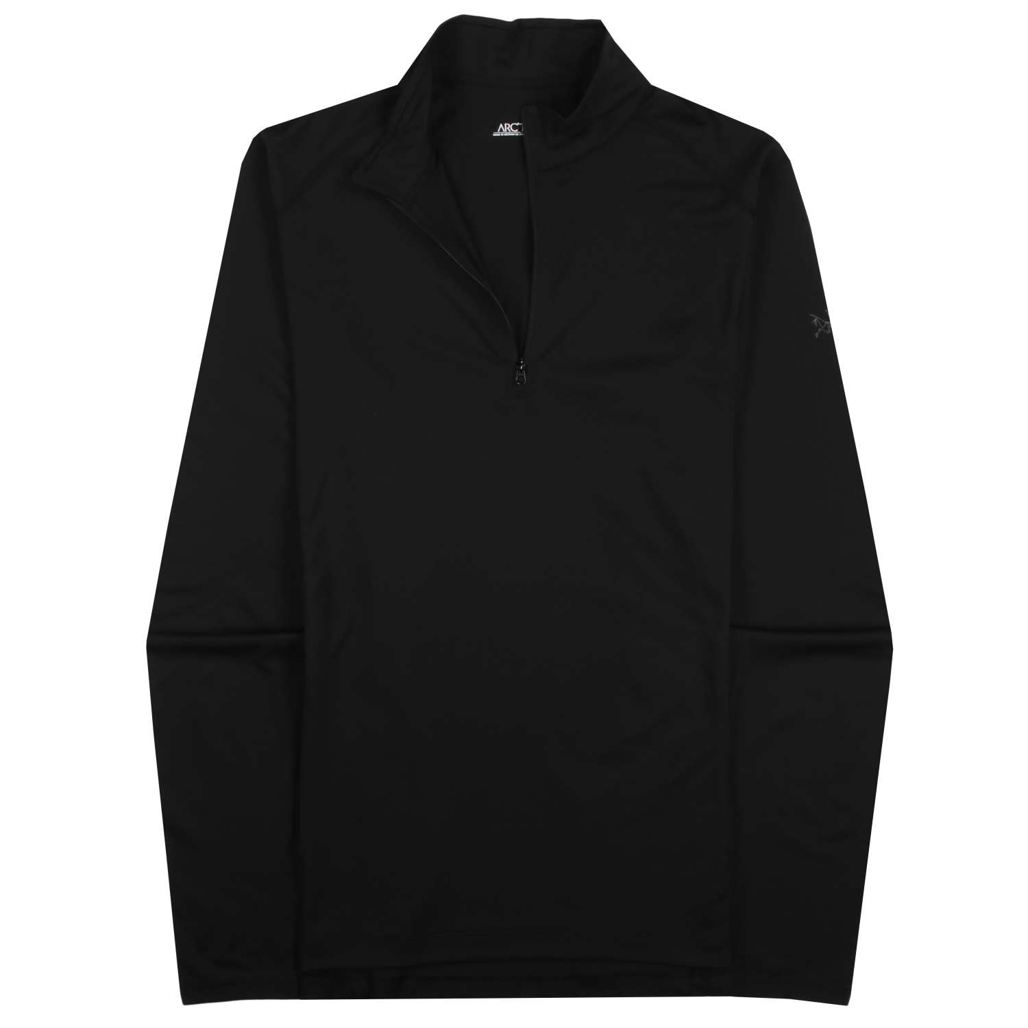 Main product image: Phase SL Zip Neck LS Women's