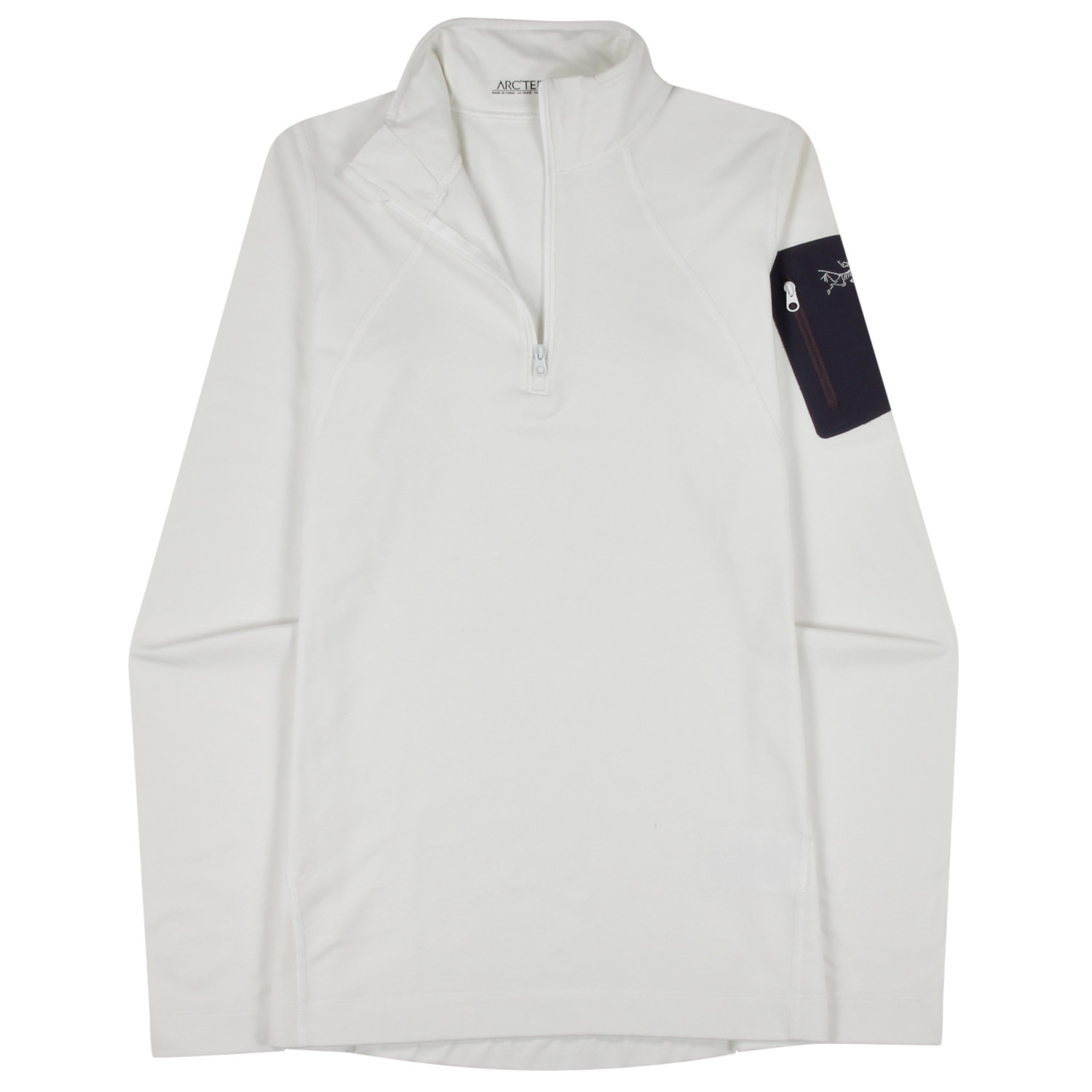 Main product image: Rho LT Zip Neck Women's