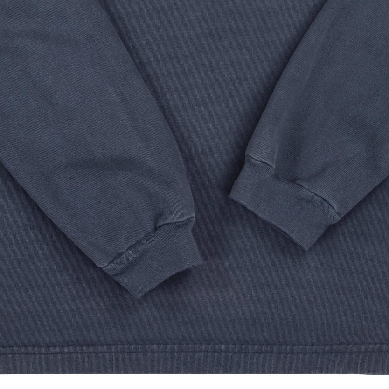 Vintage - Dusty Blue Heavyweight Rugby Shirt