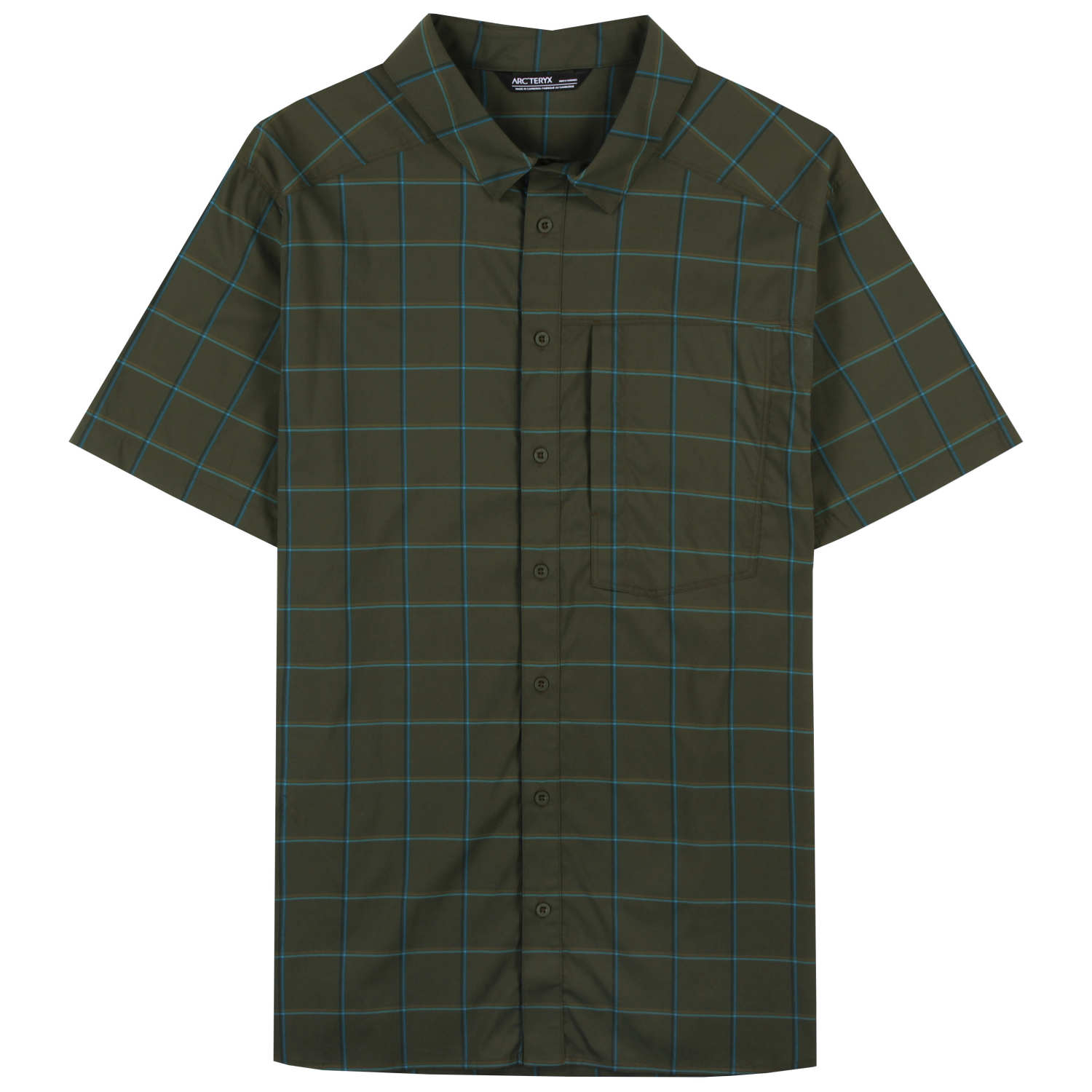 Main product image: Riel Shirt SS Men's