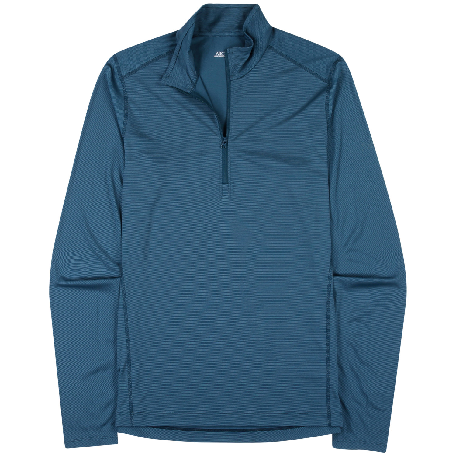 Main product image: Phase SL Zip Neck LS Men's