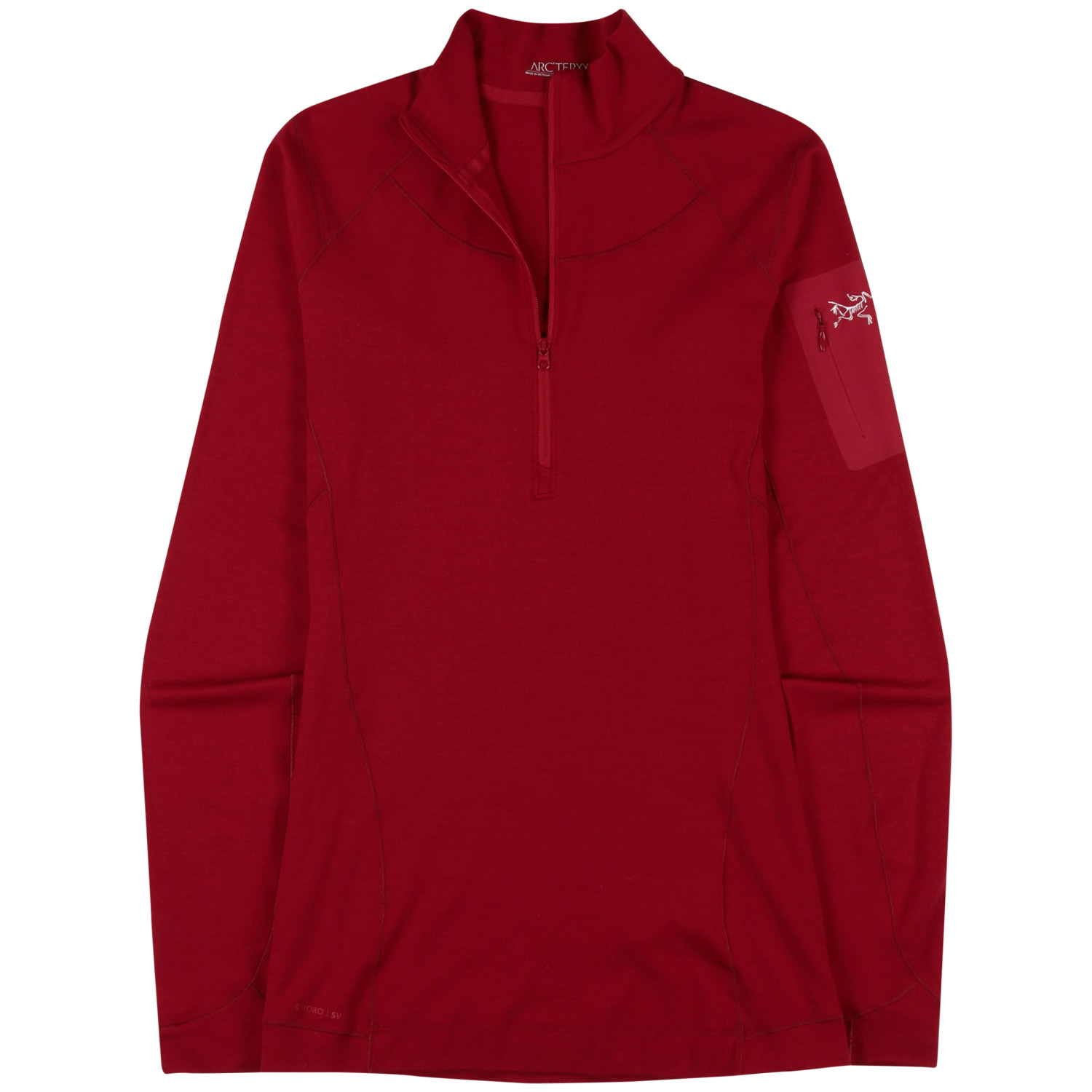 Satoro SV Zip Neck LS Women's