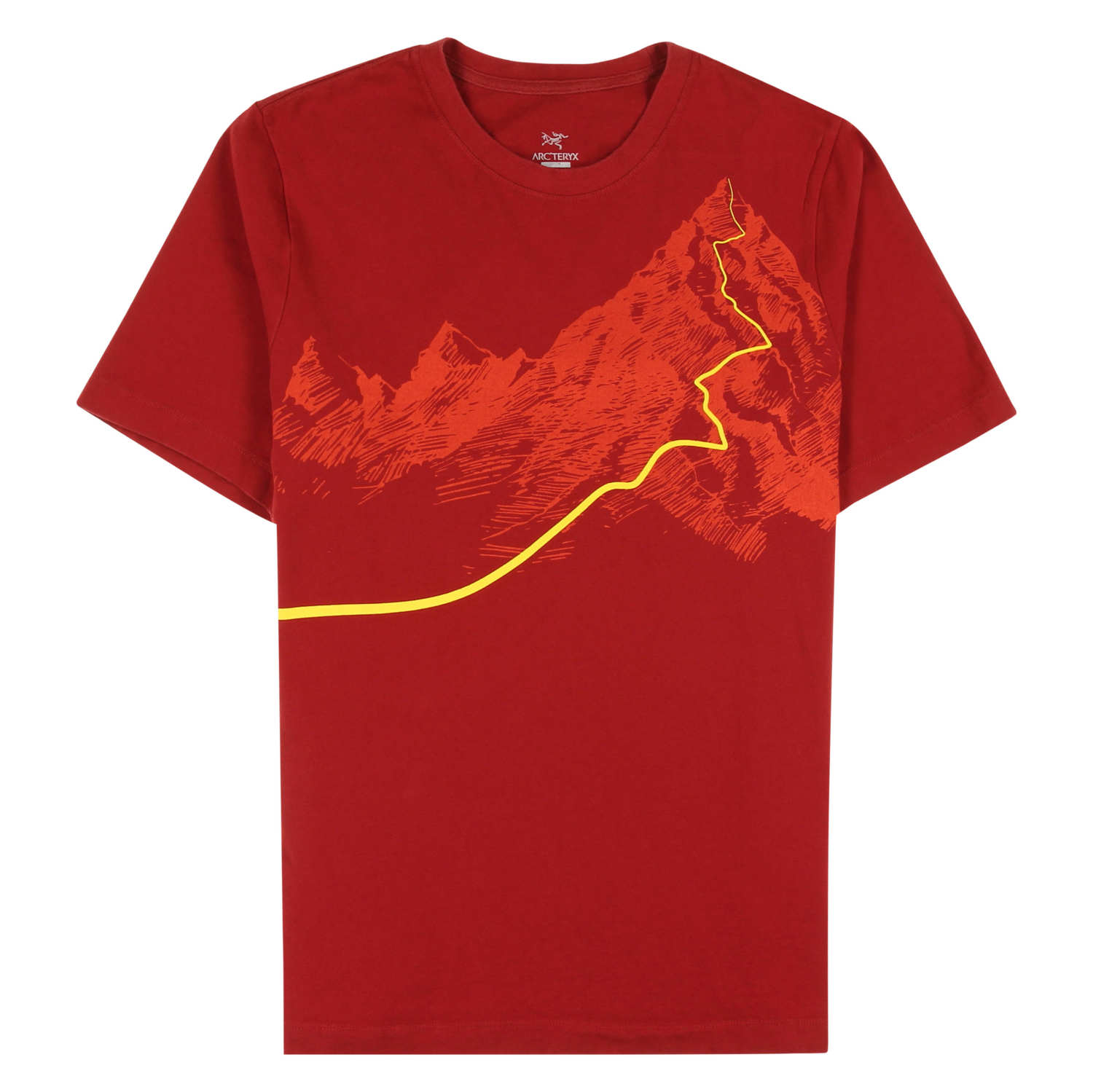 Afterglo HW SS T-Shirt Men's