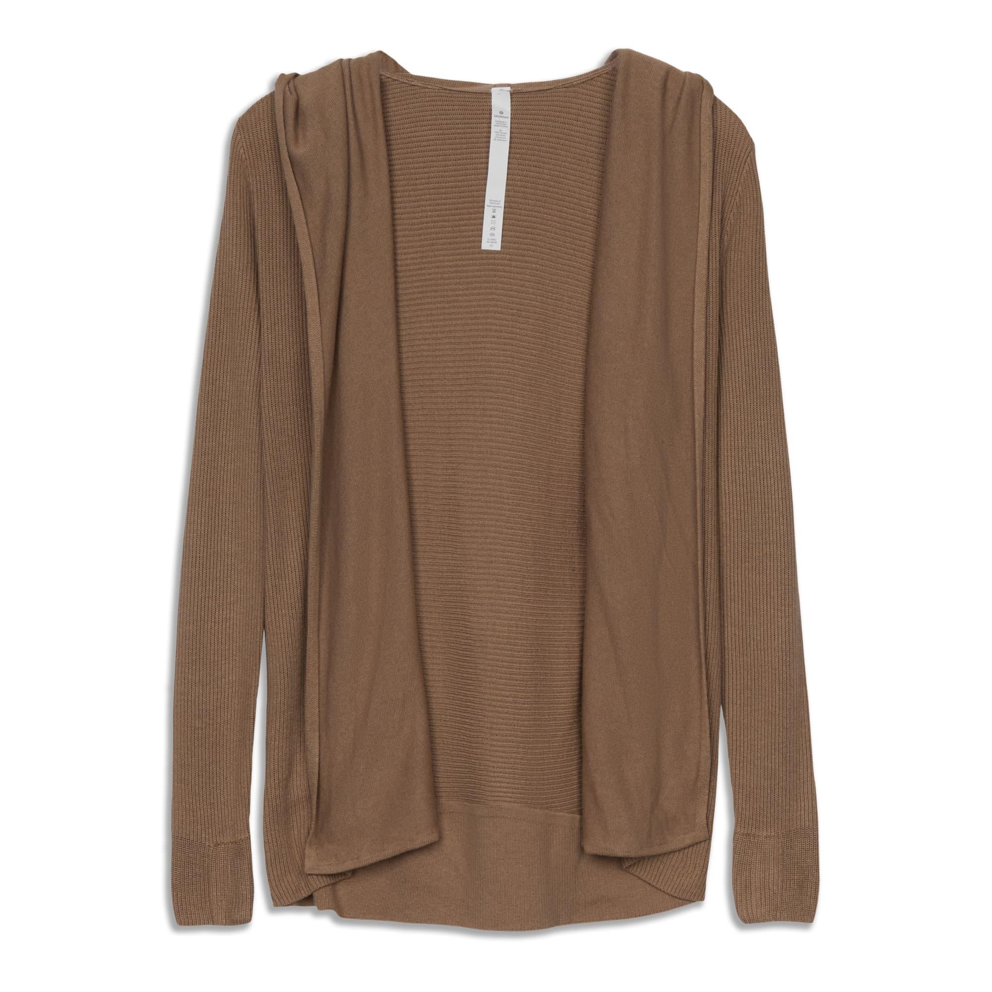 Main product image: Sundown Sweater Wrap - Resale