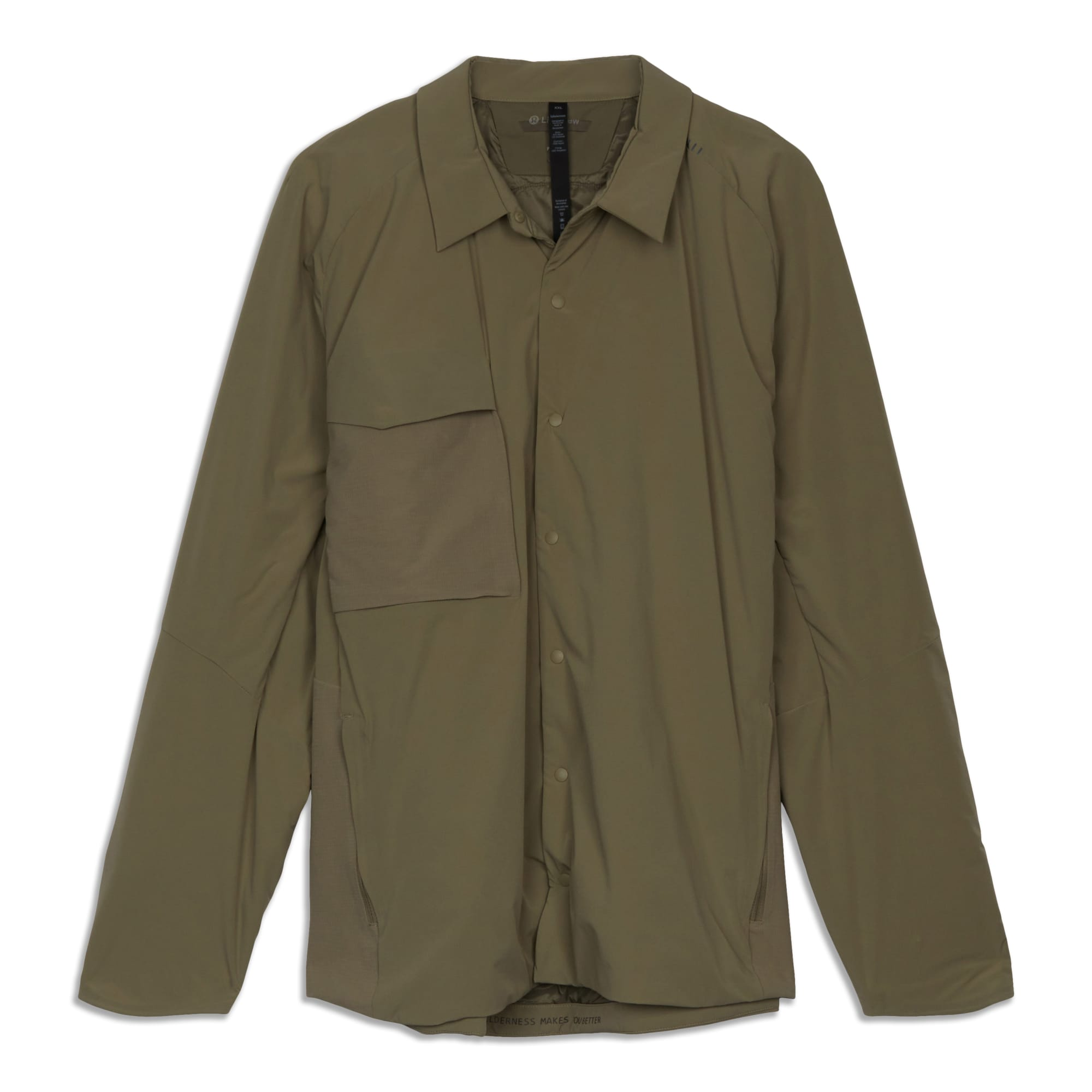 Main product image: Escape And Explore Collared Long Sleeve Shirt - Resale