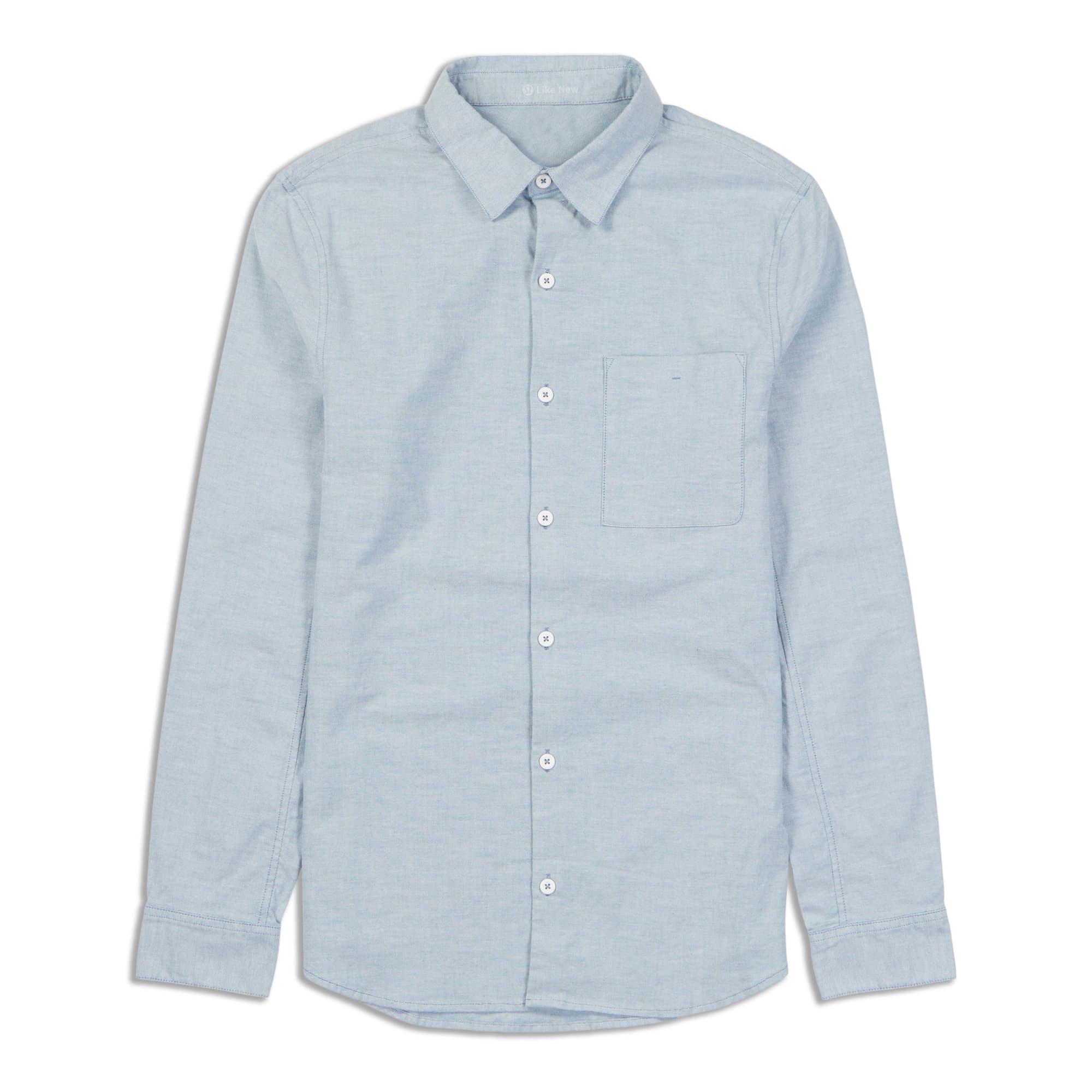 Main product image: Men's Long Sleeve Shirt - Resale