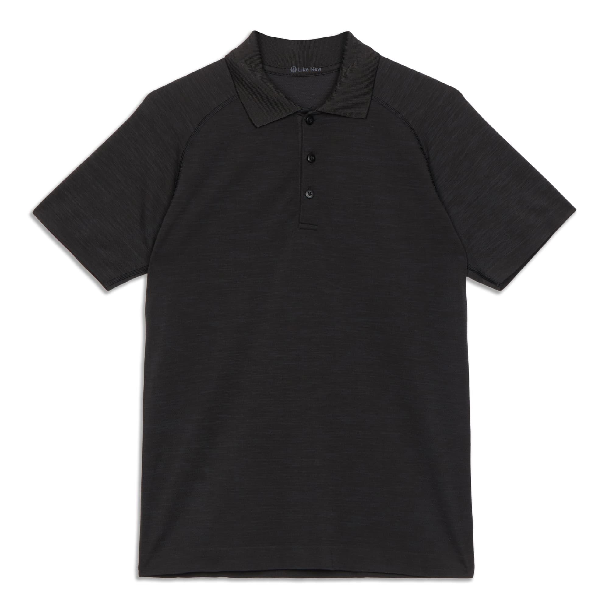 Main product image: Metal Vent Tech Polo Shirt - Resale