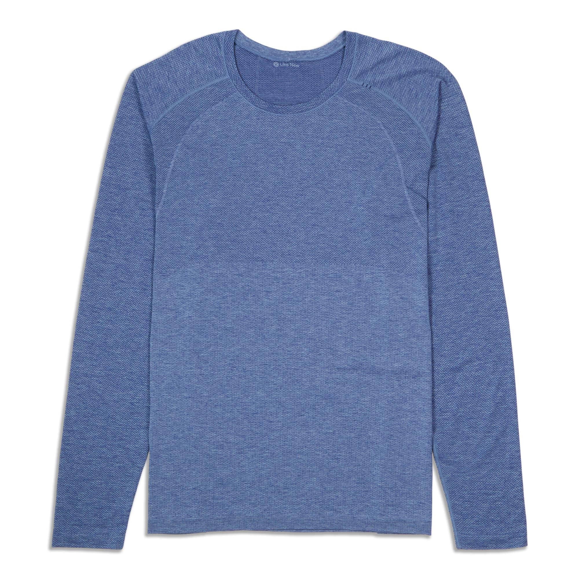 Main product image: Metal Vent Tech Long Sleeve Shirt - Resale